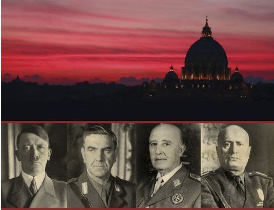 Excerpt from God and the Fascists: The Vatican Alliance with Mussolini, Franco, Hitler, and Pavelić, by Karlheinz Deschner (Prometheus Books, 2014).